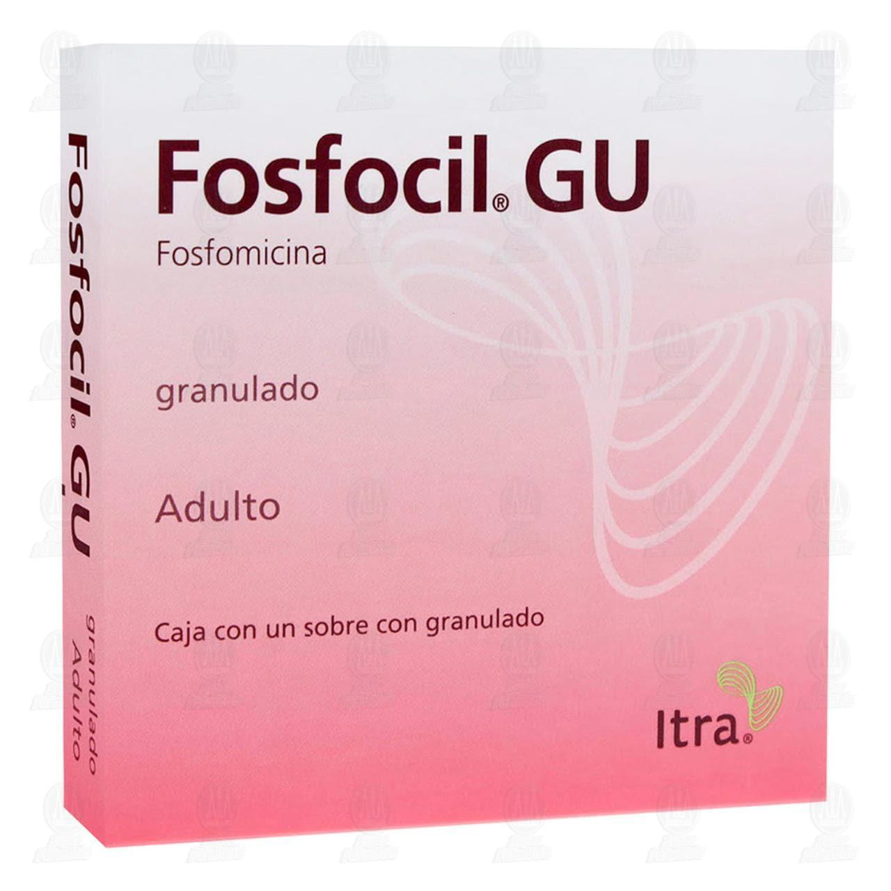 Comprar Fosfocil GU 3gr 1 Sobre Adulto Granulado en Farmacias Guadalajara
