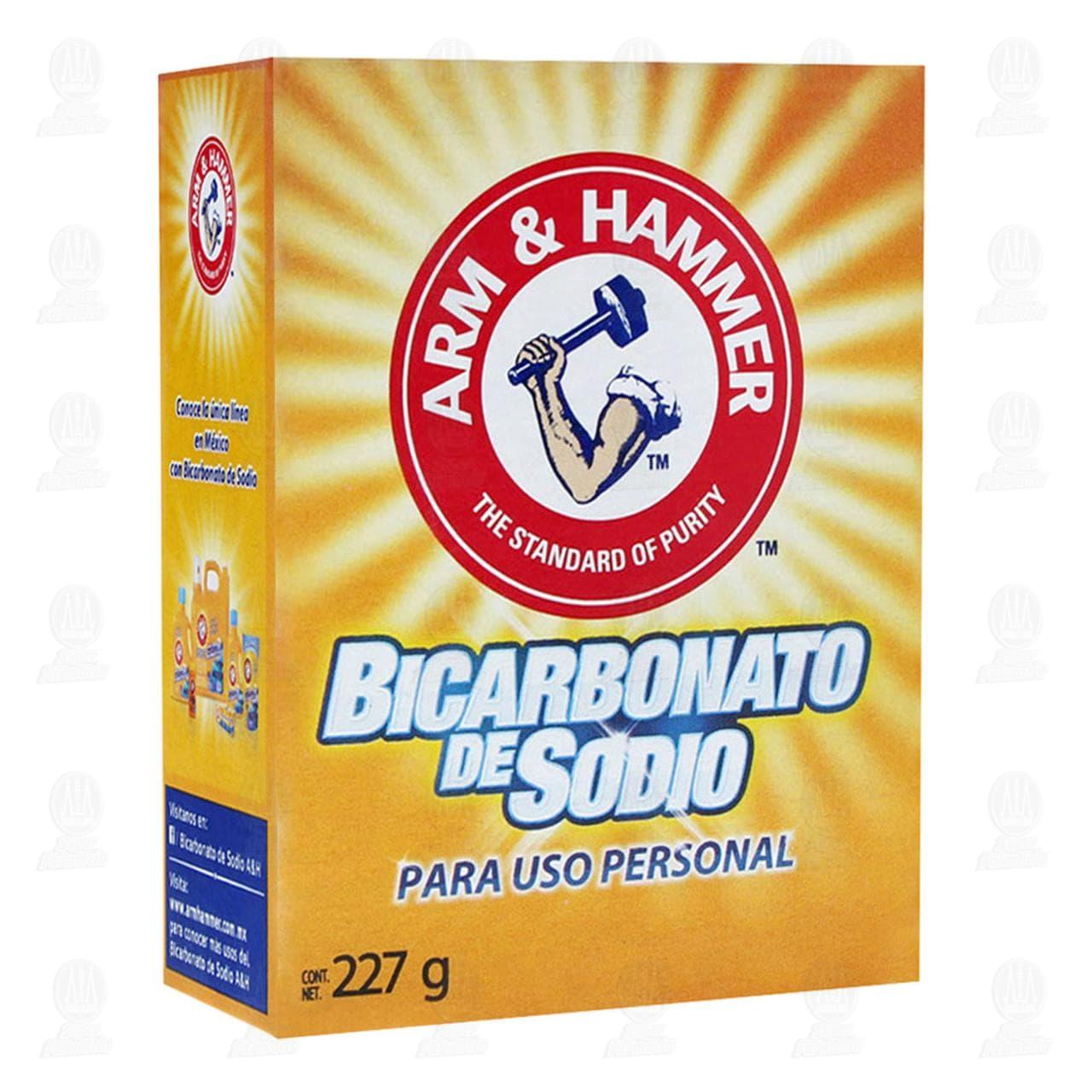 Comprar Arm & Hammer Bicarbonato de Sodio, 227 gr. en Farmacias Guadalajara