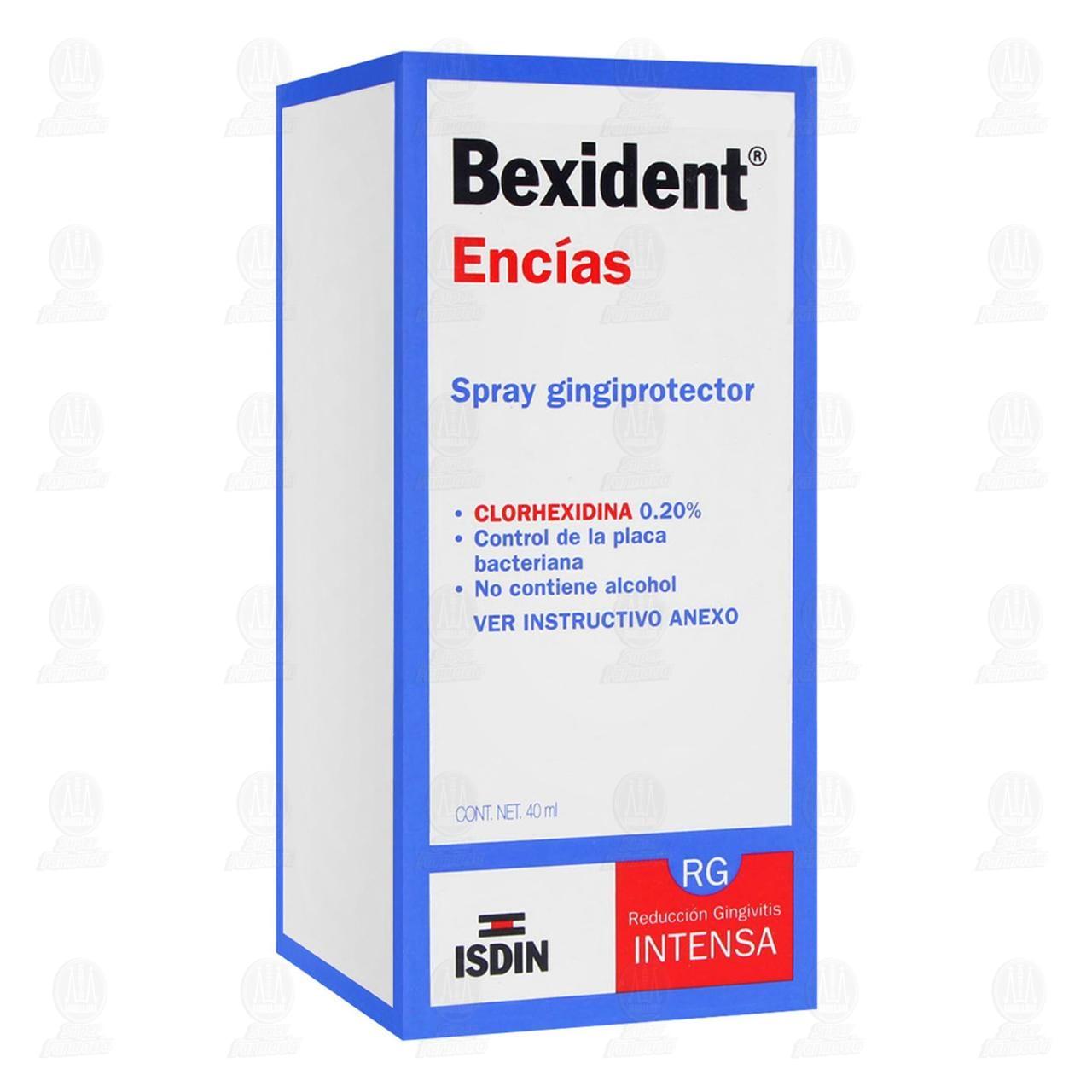 Comprar Bexident Encías Spray Gingiprotector 40ml en Farmacias Guadalajara
