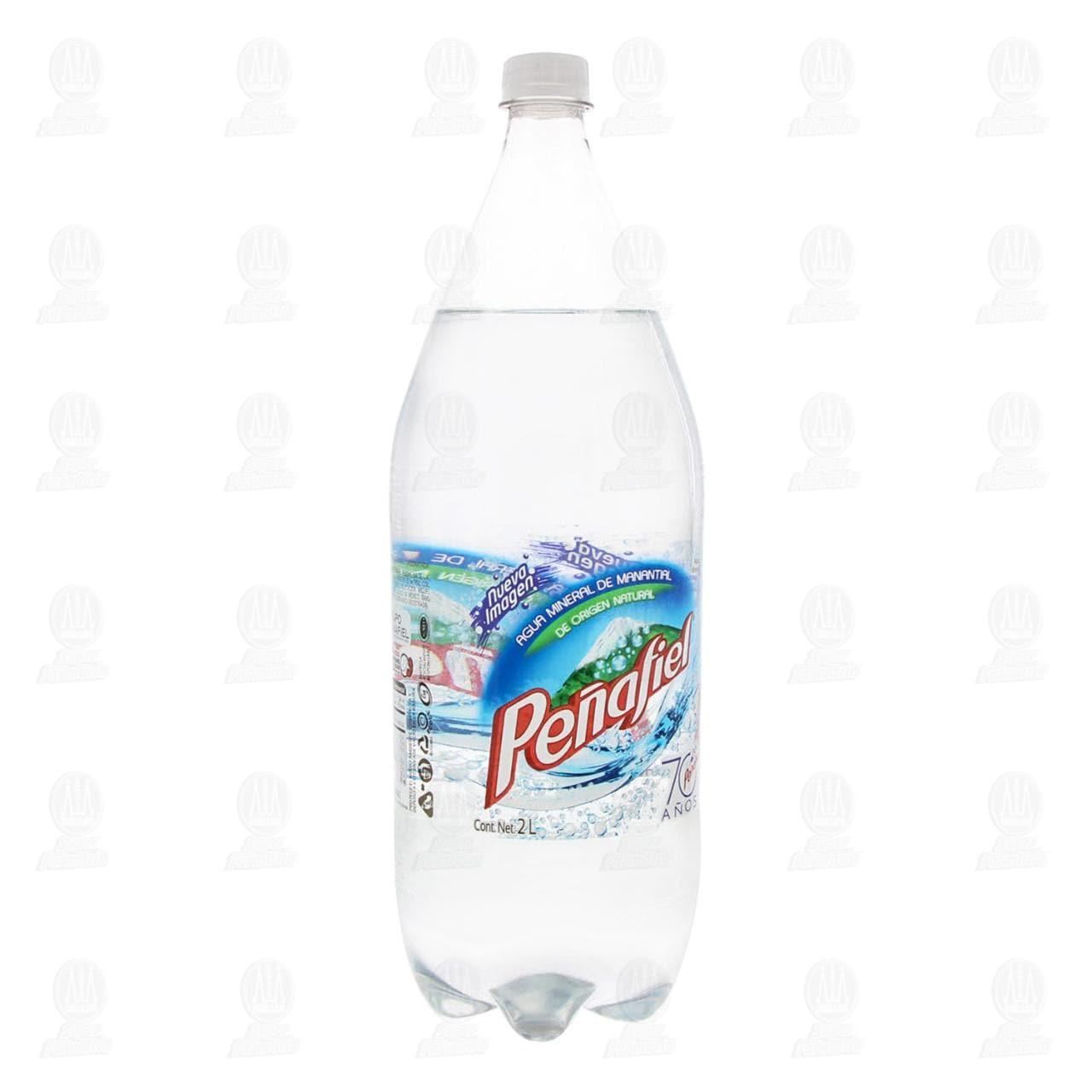 Agua Mineral Peñafiel, 2 l.