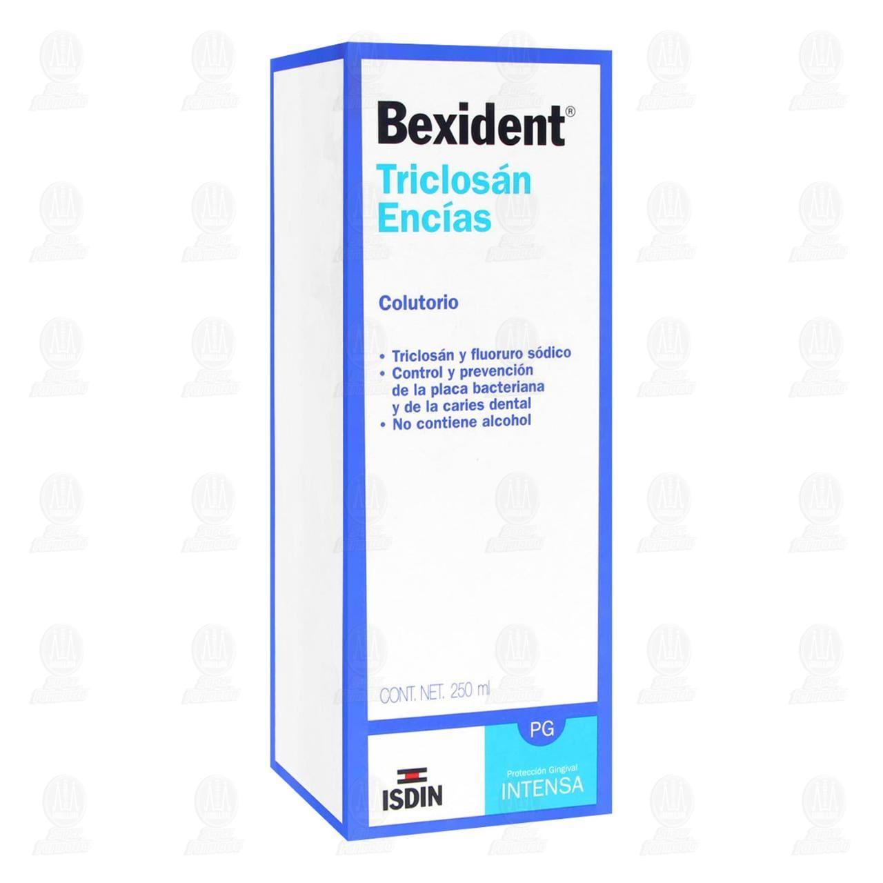 Comprar Bexident Triclosán Colutorio 250ml en Farmacias Guadalajara
