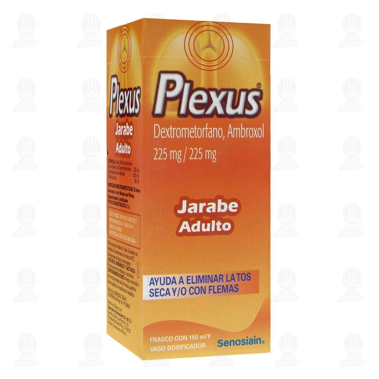 Comprar Plexus Jarabe Adulto 150ml en Farmacias Guadalajara