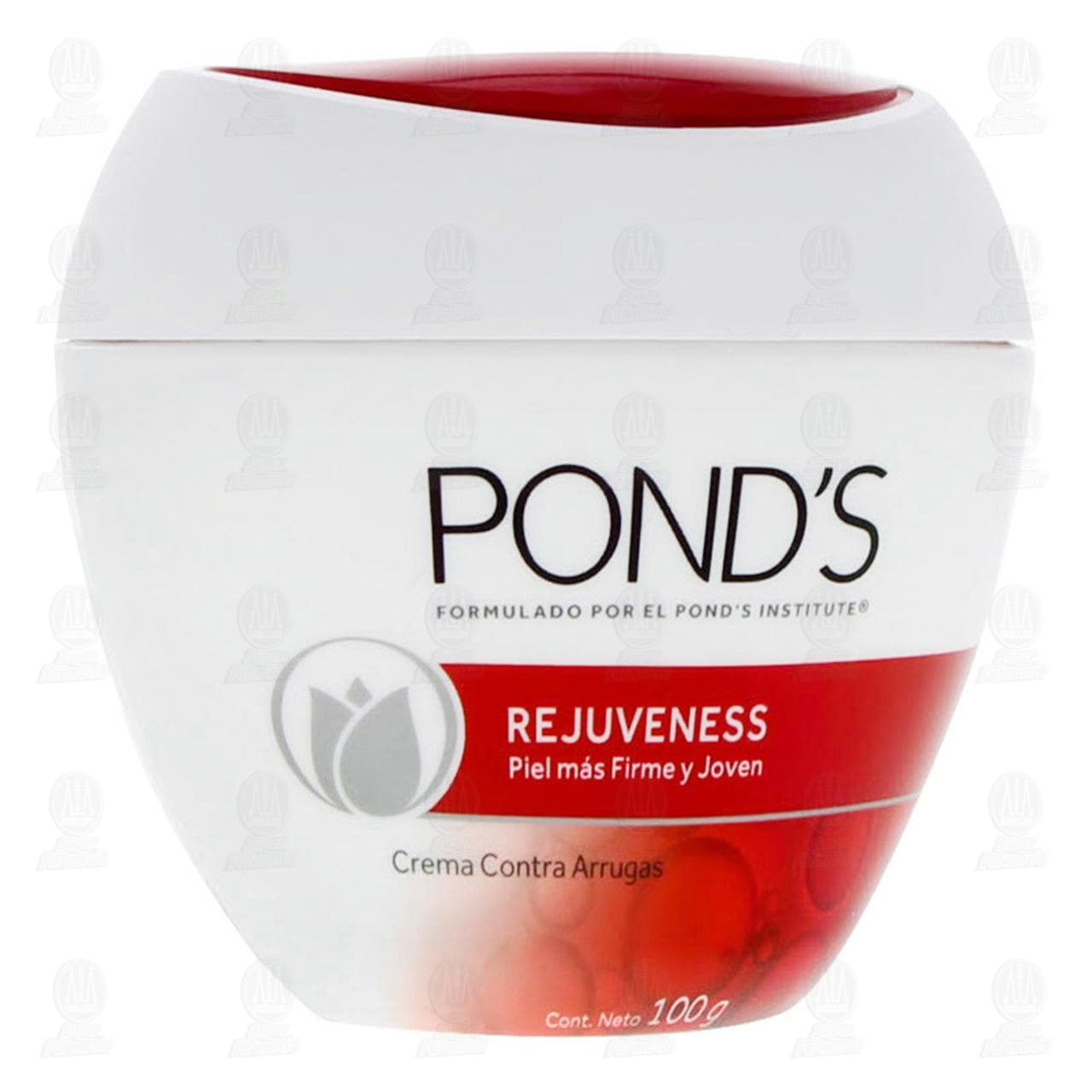Comprar Crema Facial Pond's Rejuveness Piel Más Firme y Joven, 100 gr. en Farmacias Guadalajara