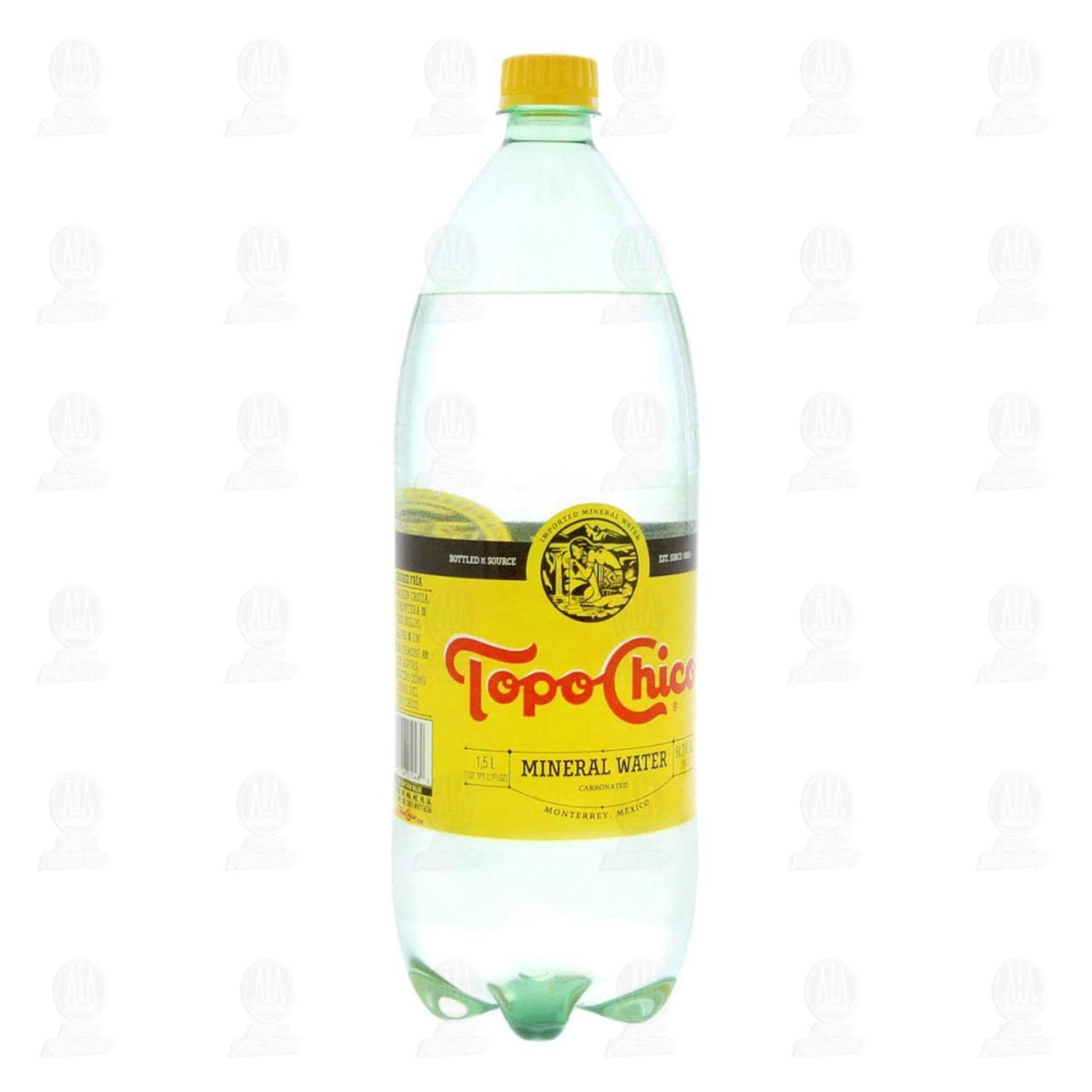 Agua Mineral Topo Chico, 1.5 l.