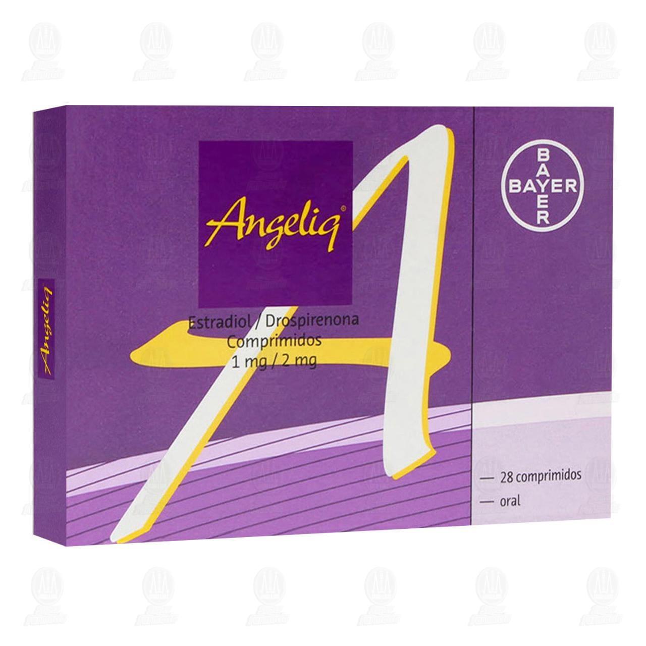 Angeliq 1mg/2mg 28 Comprimidos
