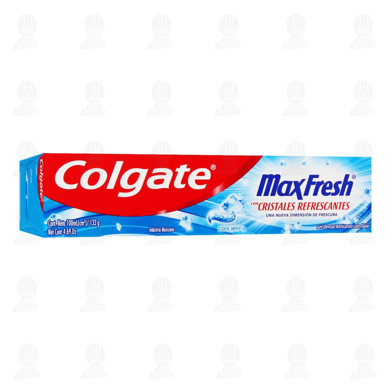 Comprar Pasta Dental Colgate Max Fresh Cool Mint, 100 ml. en Farmacias Guadalajara