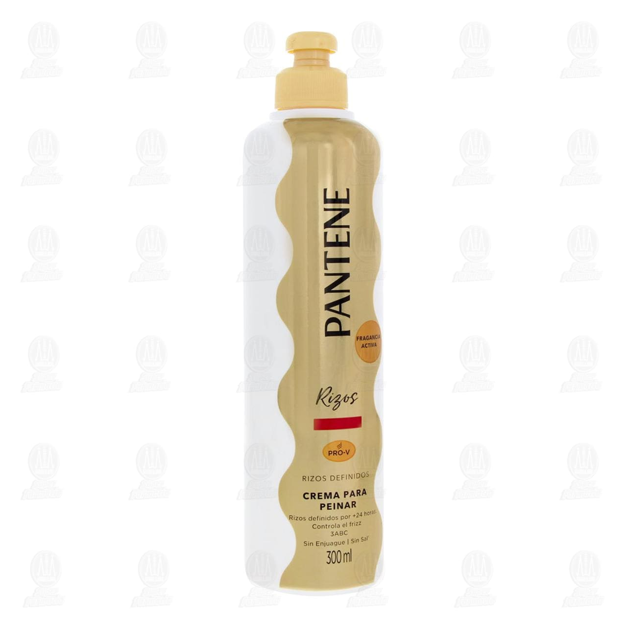 Crema de Peinar Pantene Pro-V Rizos Definidos, 300 ml.
