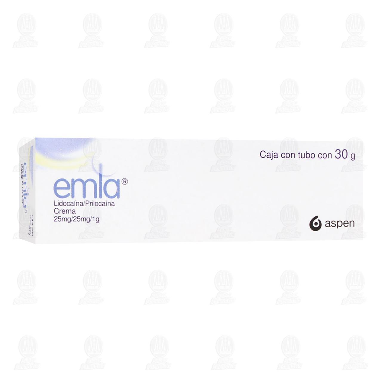 Comprar Emla 25mg/25mg/1gr 30gr Crema en Farmacias Guadalajara