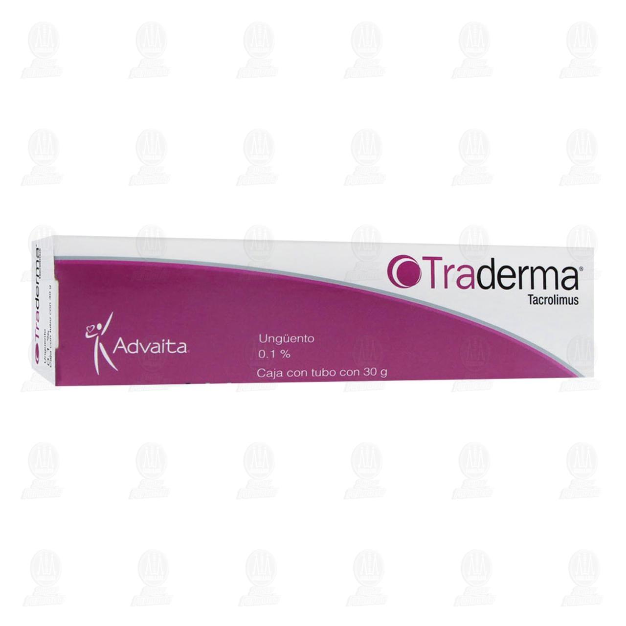 Comprar Traderma 0.1% 30gr Ungüento Tubo en Farmacias Guadalajara