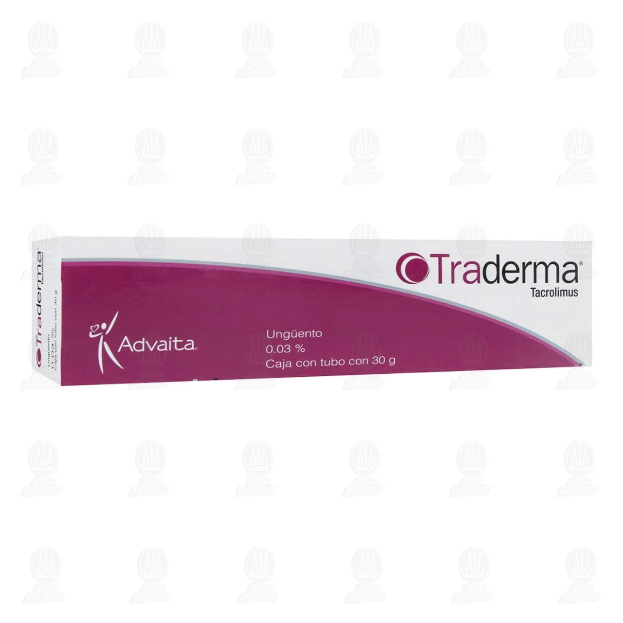 Comprar Traderma 0.03% 30gr Ungüento Tubo en Farmacias Guadalajara